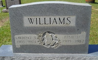 WILLIAMS, LAWRENCE T - Webster County, Louisiana | LAWRENCE T WILLIAMS - Louisiana Gravestone Photos