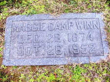 CAMP WINN, MAGGIE - Webster County, Louisiana | MAGGIE CAMP WINN - Louisiana Gravestone Photos