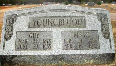 YOUNGBLOOD, GUY - Webster County, Louisiana   GUY YOUNGBLOOD - Louisiana Gravestone Photos