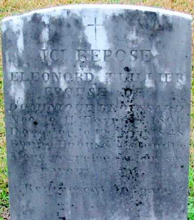 BROUSSARD, ELEONORD - West Baton Rouge County, Louisiana | ELEONORD BROUSSARD - Louisiana Gravestone Photos