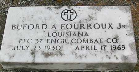 FOURROUX, BUFORD A, JR (VETERAN) - West Baton Rouge County, Louisiana | BUFORD A, JR (VETERAN) FOURROUX - Louisiana Gravestone Photos