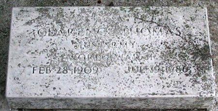 THOMAS, CLARENCE  (VETERAN WWII) - West Baton Rouge County, Louisiana | CLARENCE  (VETERAN WWII) THOMAS - Louisiana Gravestone Photos