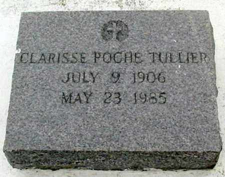 TULLIER, CLARISSE MARIE - West Baton Rouge County, Louisiana | CLARISSE MARIE TULLIER - Louisiana Gravestone Photos