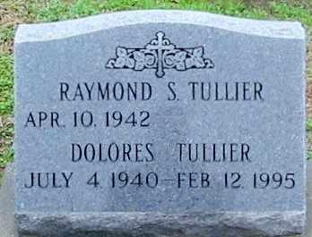 TULLIER, DOLORES - West Baton Rouge County, Louisiana | DOLORES TULLIER - Louisiana Gravestone Photos