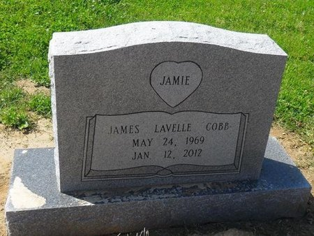 COBB, JAMES LAVELLE (JAMIE) - West Carroll County, Louisiana | JAMES LAVELLE (JAMIE) COBB - Louisiana Gravestone Photos