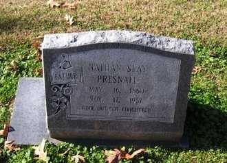 PRESNALL, NATHAN SLAY - West Carroll County, Louisiana | NATHAN SLAY PRESNALL - Louisiana Gravestone Photos
