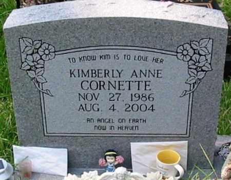 CORNETTE, KIMBERLY ANNE - West Feliciana County, Louisiana   KIMBERLY ANNE CORNETTE - Louisiana Gravestone Photos