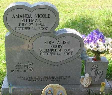 PITTMAN, AMANDA NICOLE - West Feliciana County, Louisiana   AMANDA NICOLE PITTMAN - Louisiana Gravestone Photos