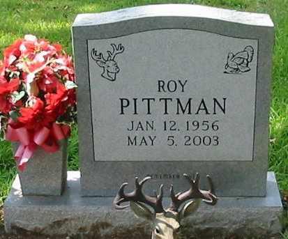 PITTMAN, ROY - West Feliciana County, Louisiana | ROY PITTMAN - Louisiana Gravestone Photos