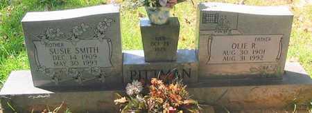 PITTMAN, SUSIE - West Feliciana County, Louisiana   SUSIE PITTMAN - Louisiana Gravestone Photos