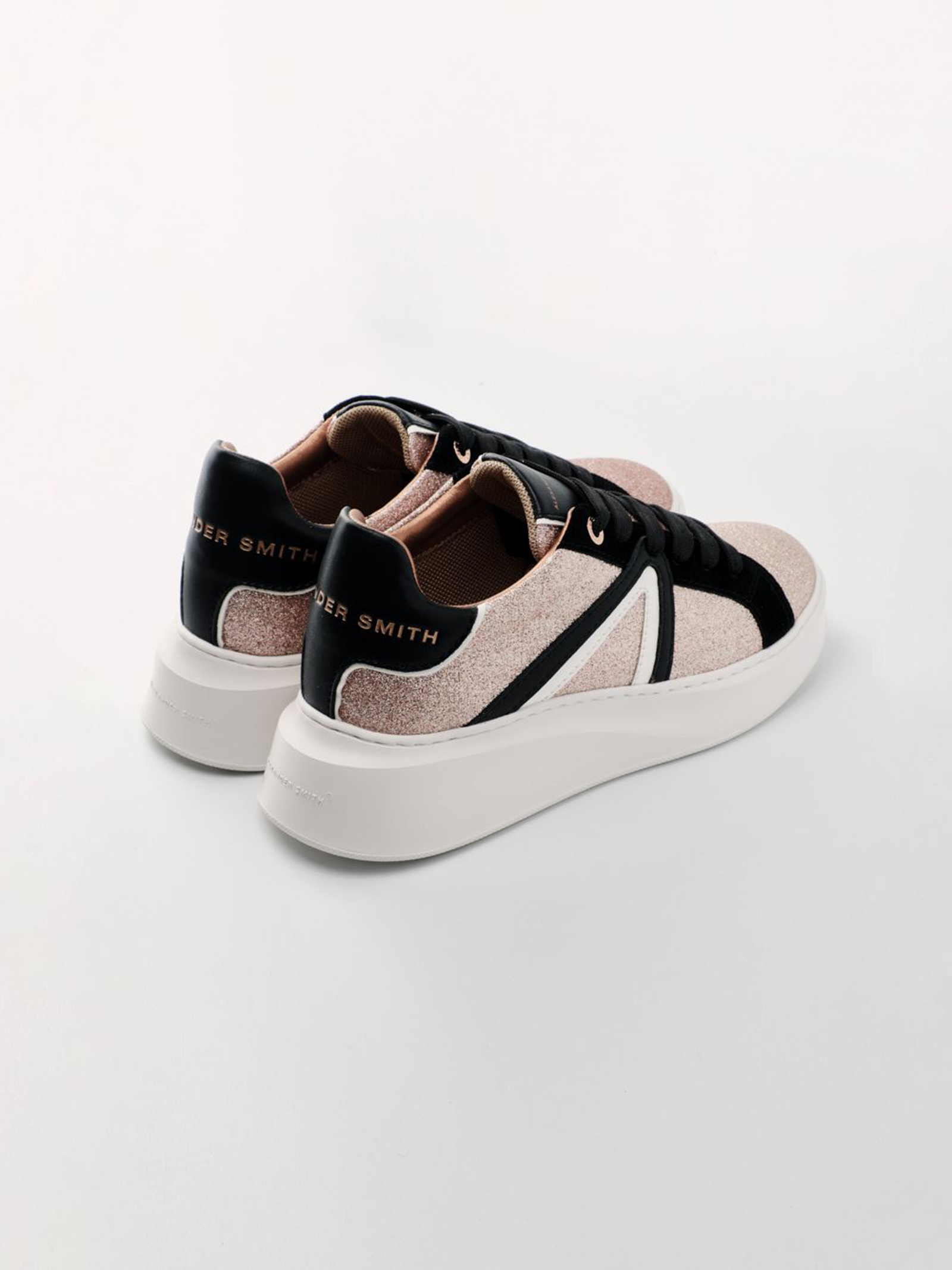 carnaby alexander smith ALEXANDER SMITH | Sneakers | A91233BLACK/NUDE