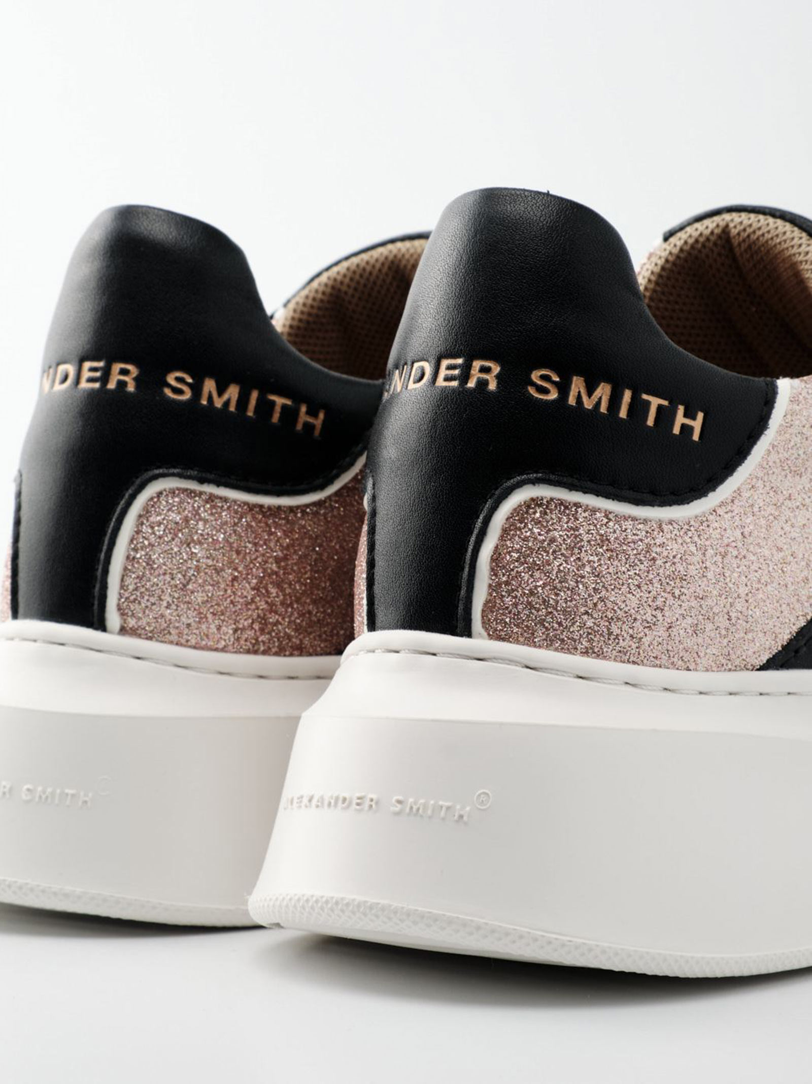 ALEXANDER SMITH | Sneakers | A91233BLACK/NUDE
