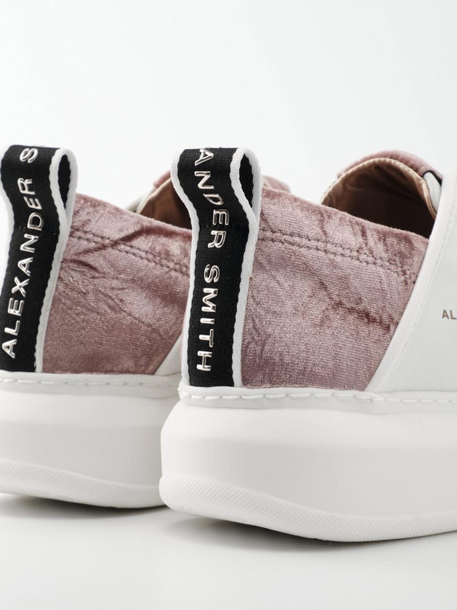 wembley velvet ALEXANDER SMITH | Sneakers | E92511VELLUTO