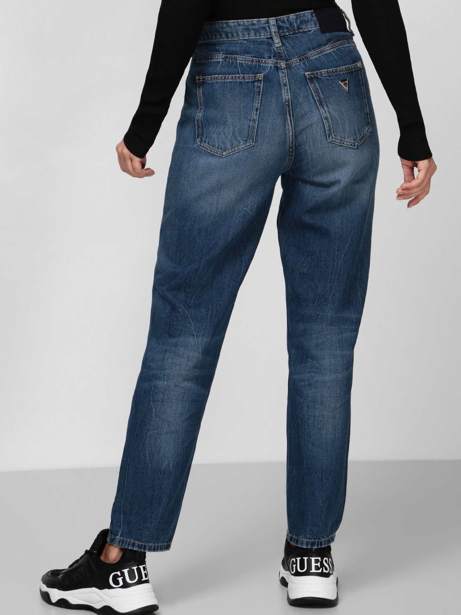 jeans comfort a vita alta GUESS | Jeans | W0YA21 D3Y08PAHA