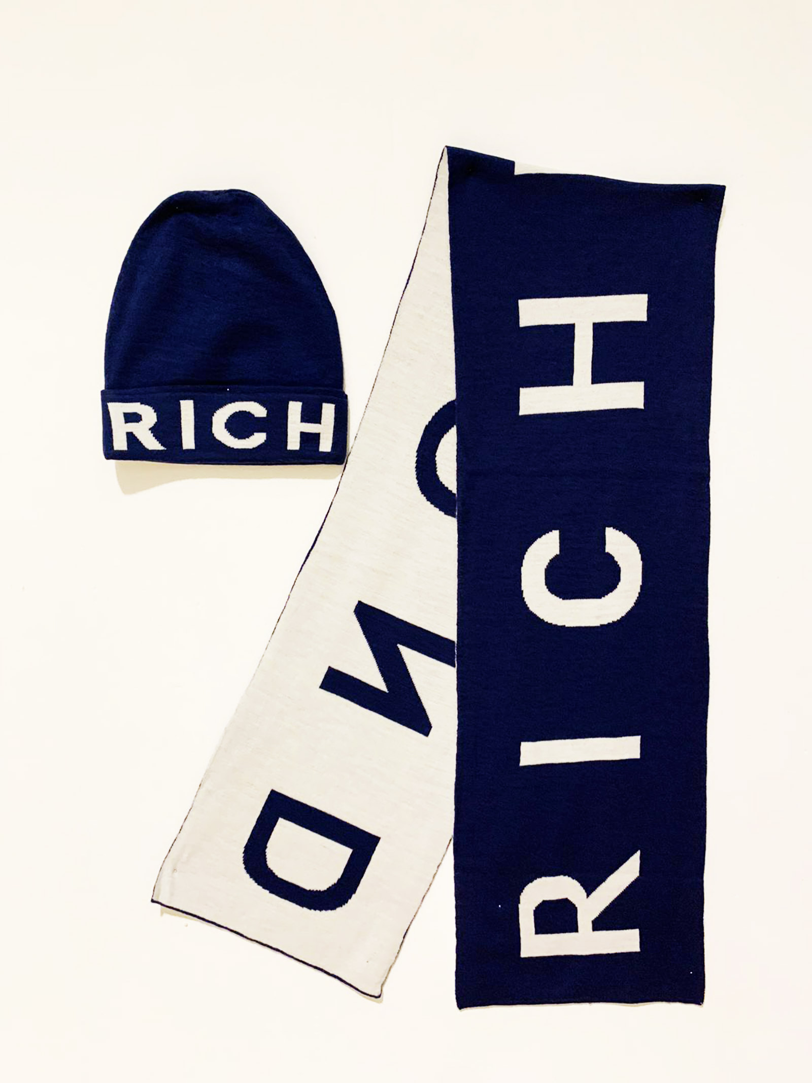 set sciarpa+cappello richmond John richmond | Sciarpa + cappello | HMA20135HSW7137