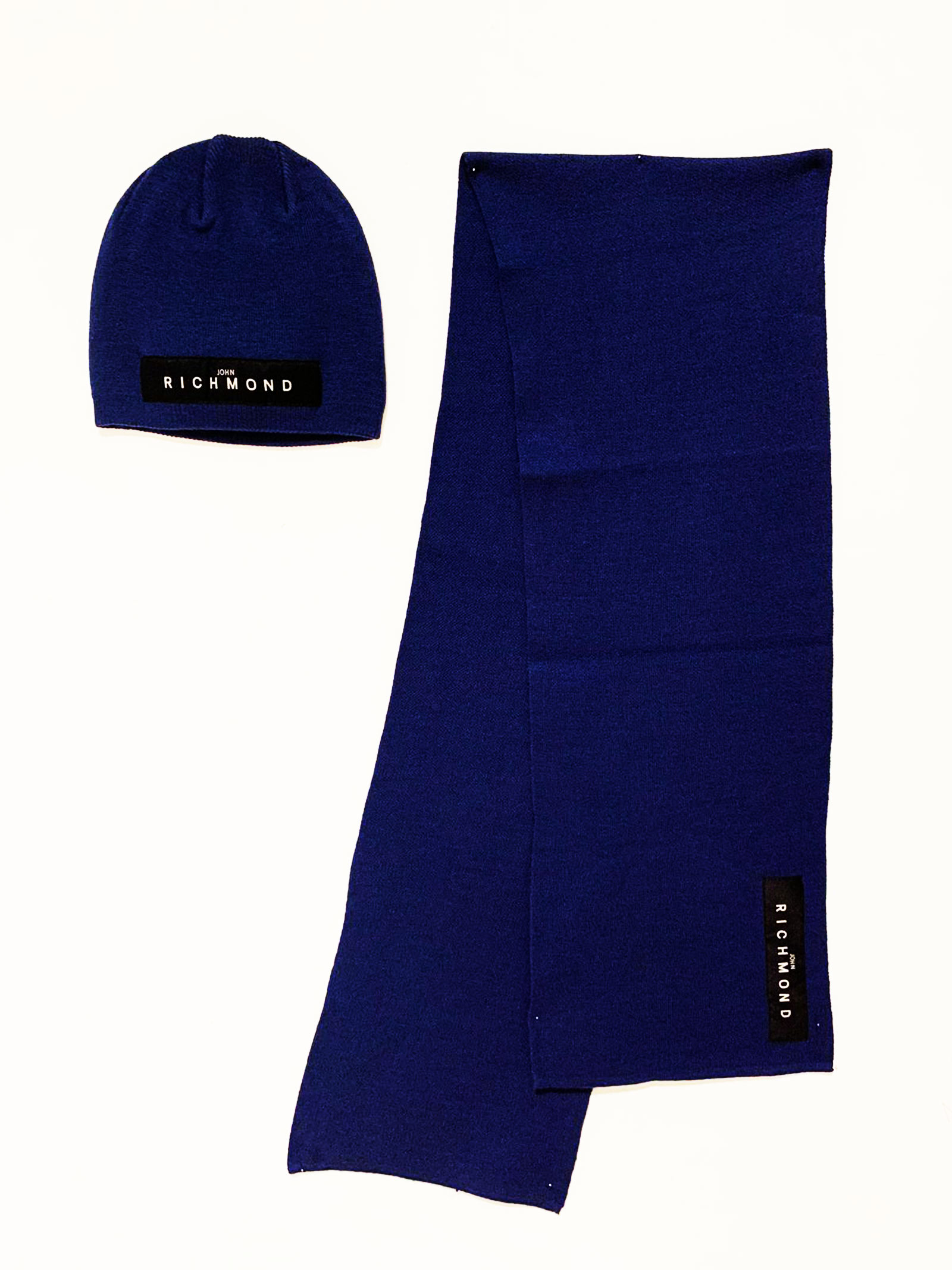 set sciarpa+cappello richmond John richmond | Sciarpa + cappello | HMA20136HSW7141