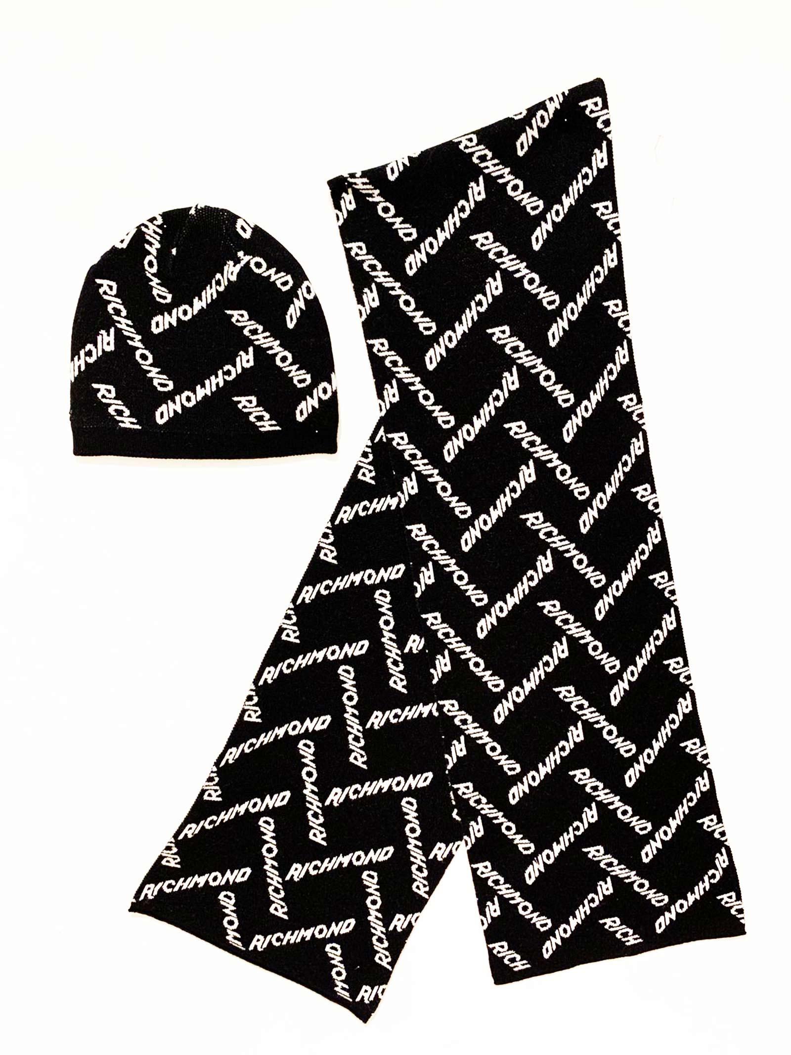 set sciarpa+cappello richmond John richmond | Sciarpa + cappello | HMA20137HSW1461