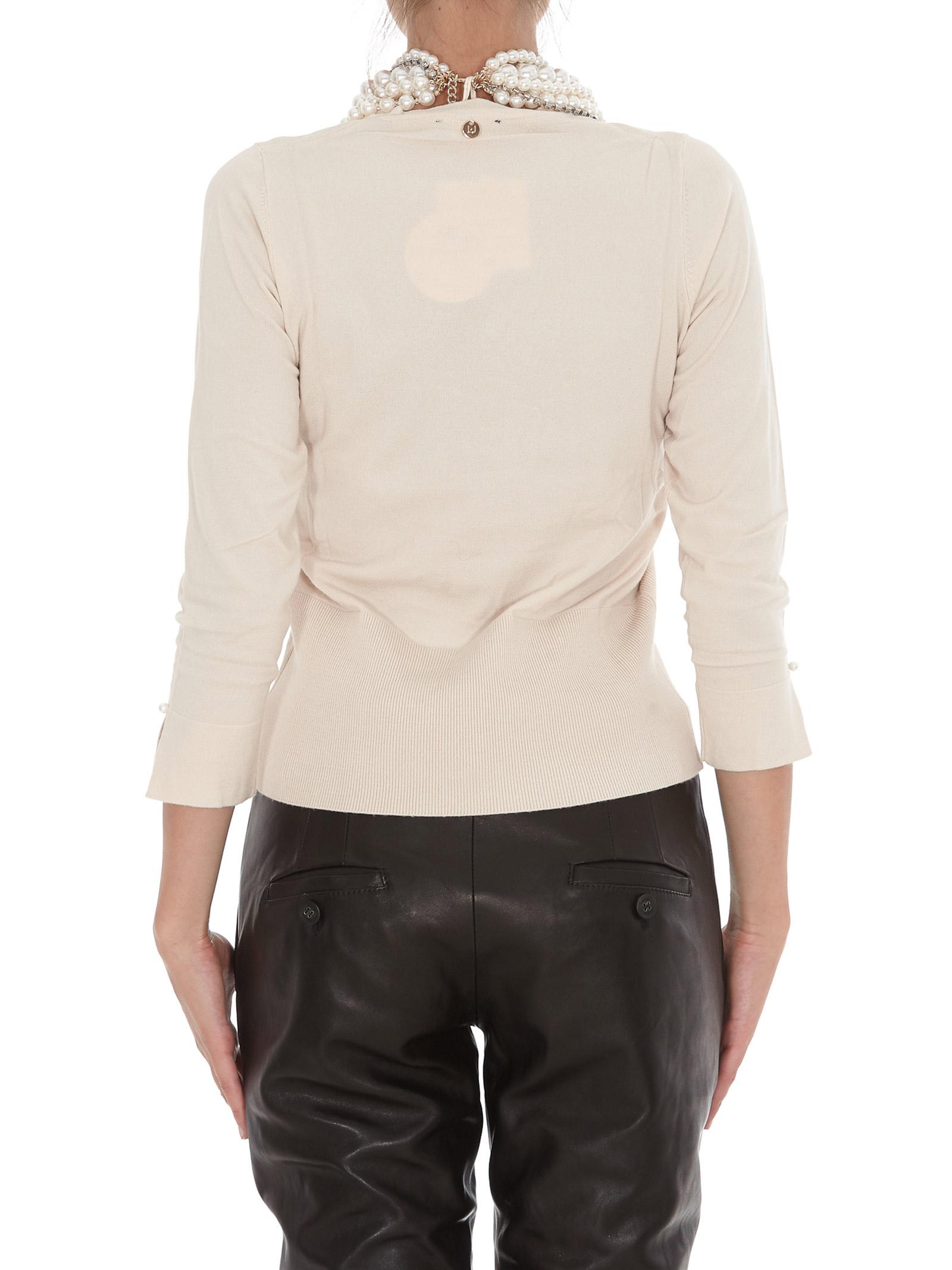 LIU JO   Sweaters   CF0182MA99EX0311