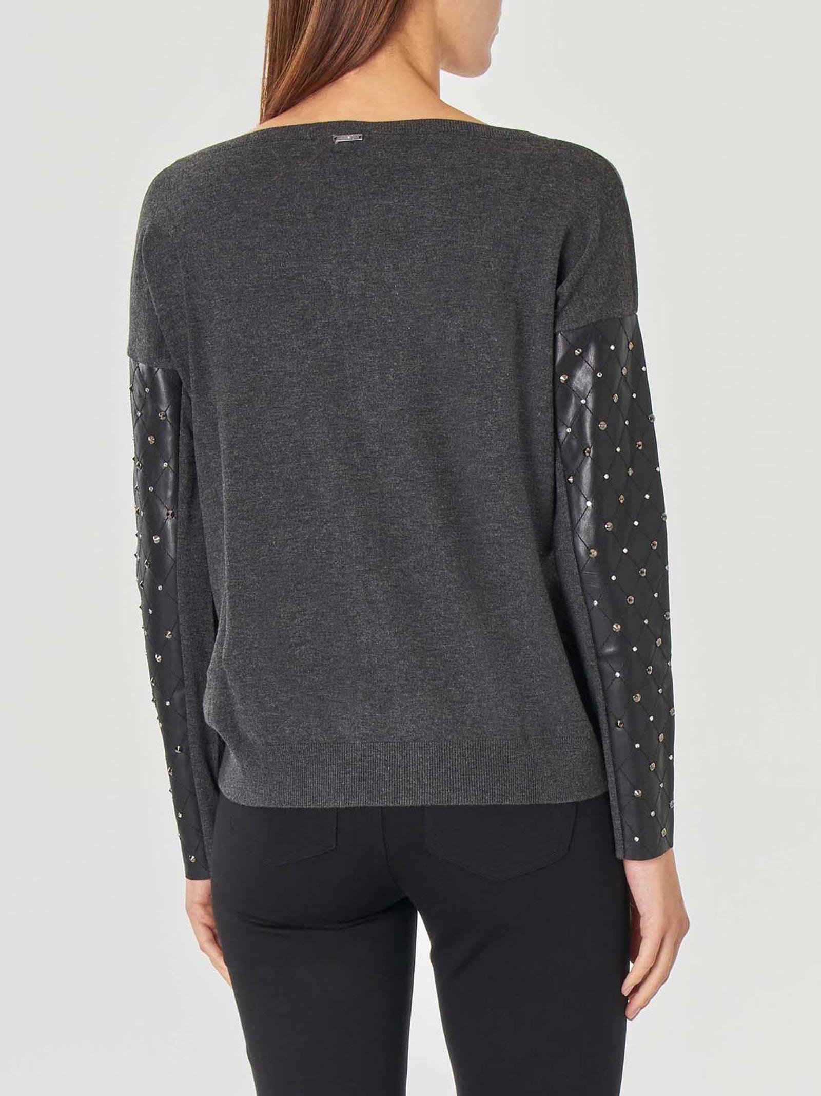LIU JO | Sweaters | MF0082MA99E02070