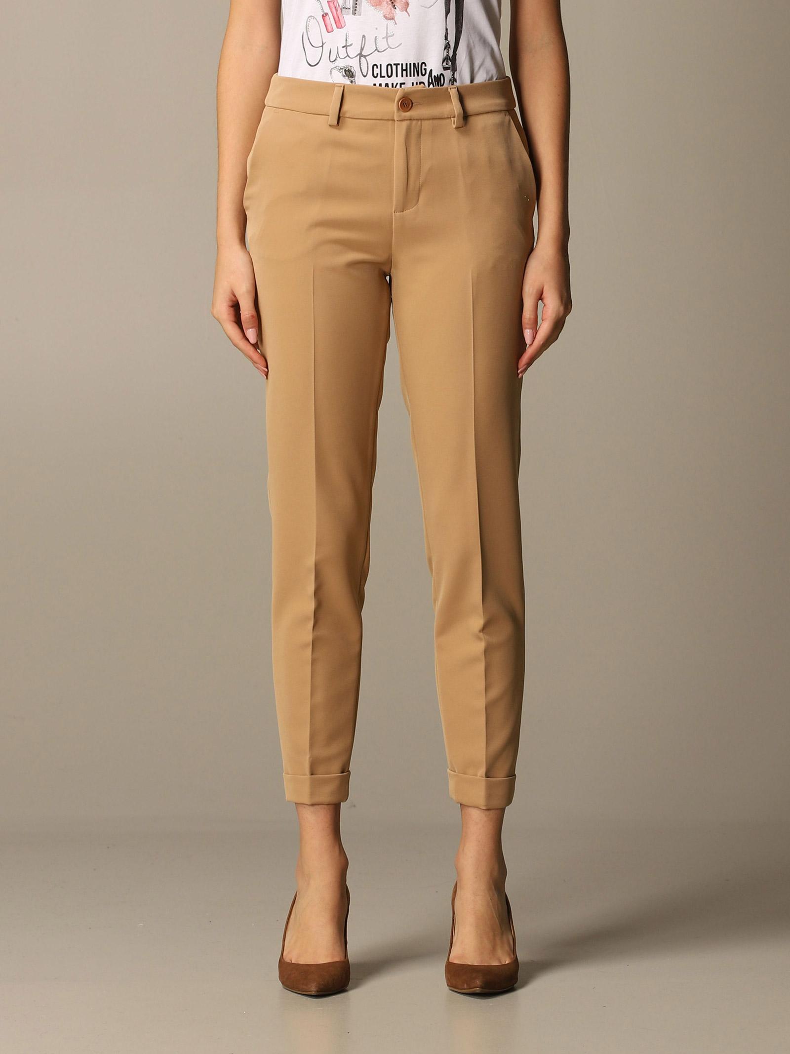 pantalone chino new york lux liu jo LIU JO | Pantalone | WF0042T7896X0307