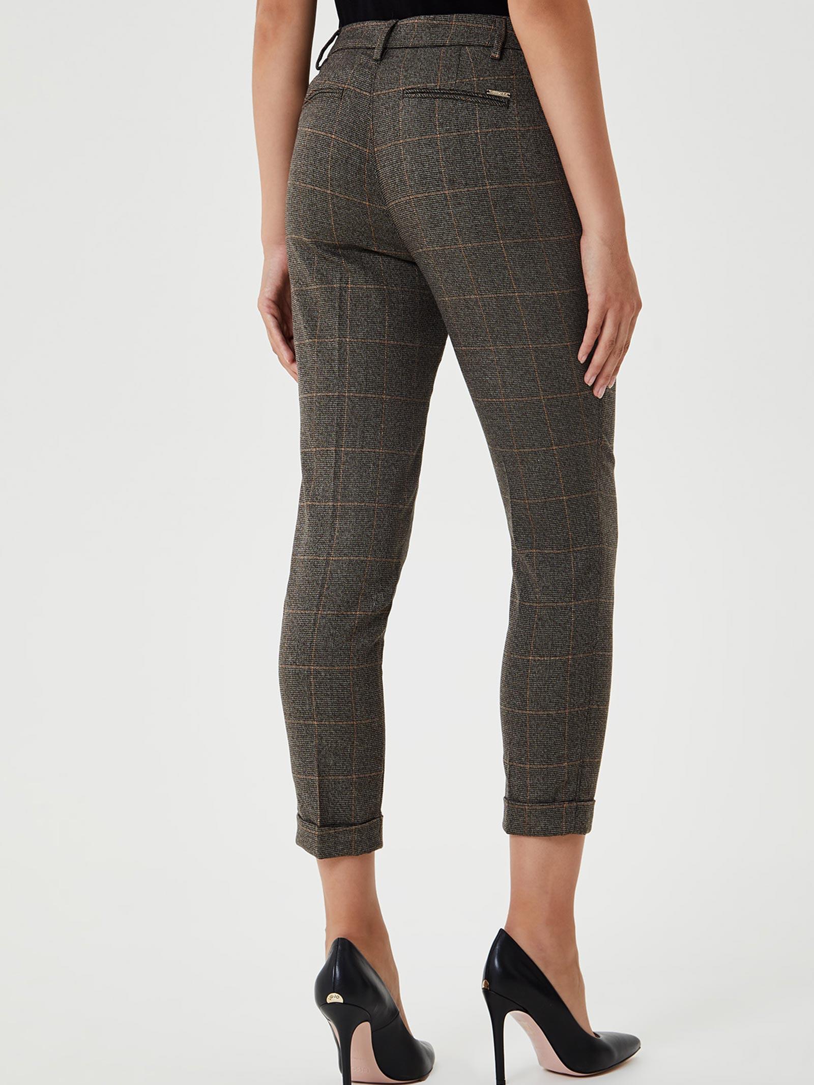 pantalone lurex new york LIU JO | Pantalone | WF0463T4523T9151