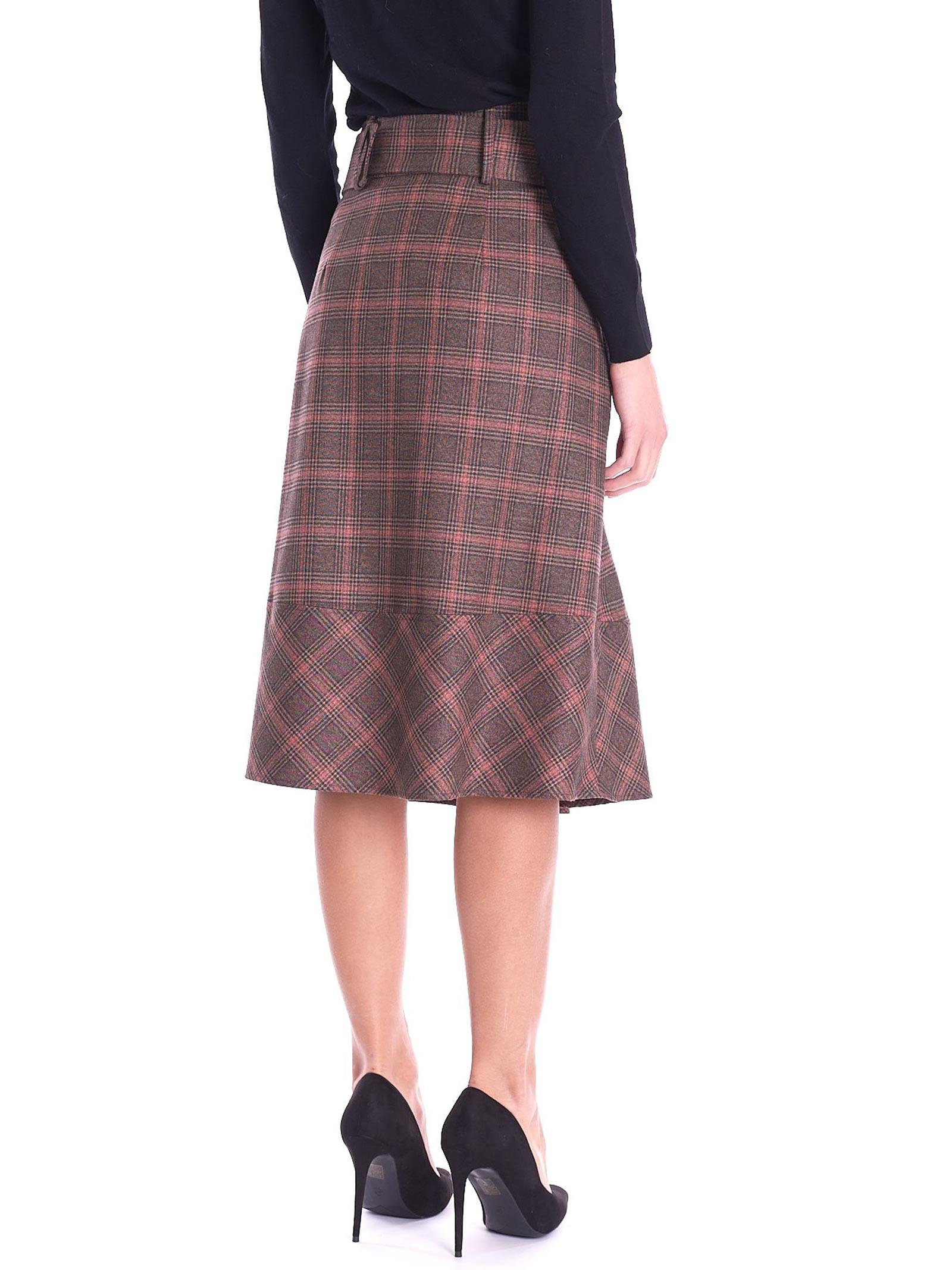 LUCKYLU | Skirts | GO03FL1705