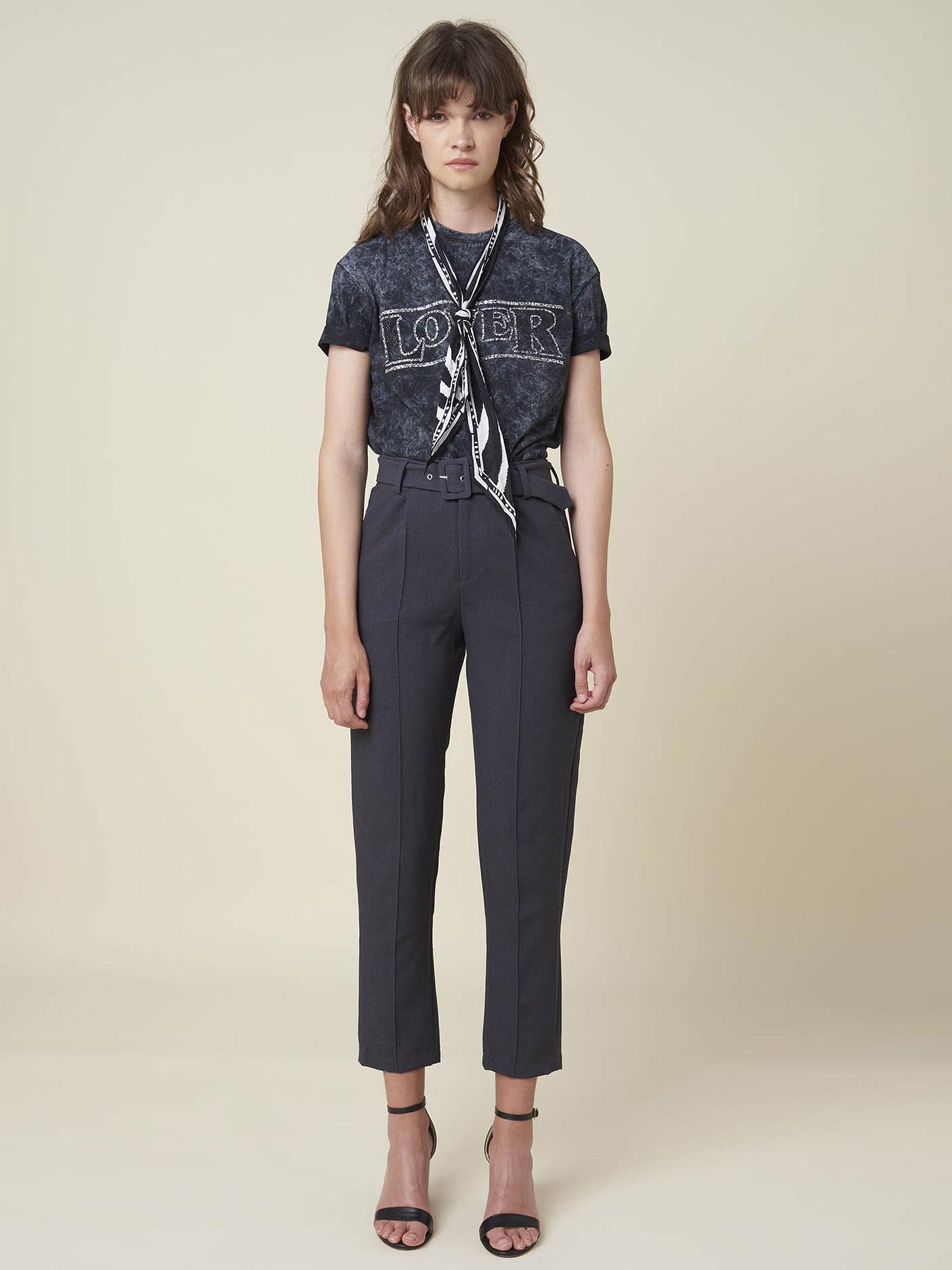 pantalone classico con cintura SILVIAN HEACH | Pantalone | PGA20543PARPW