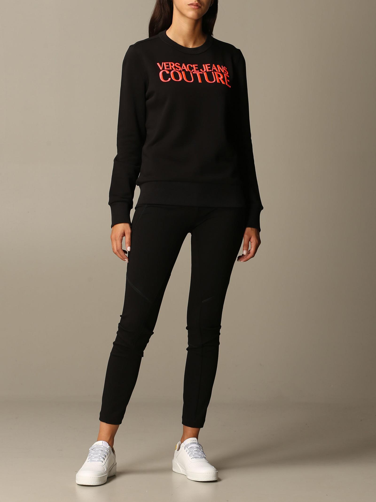 VERSACE JEANS | Sweatshirts | B6 HZA7TZ 30318KG3