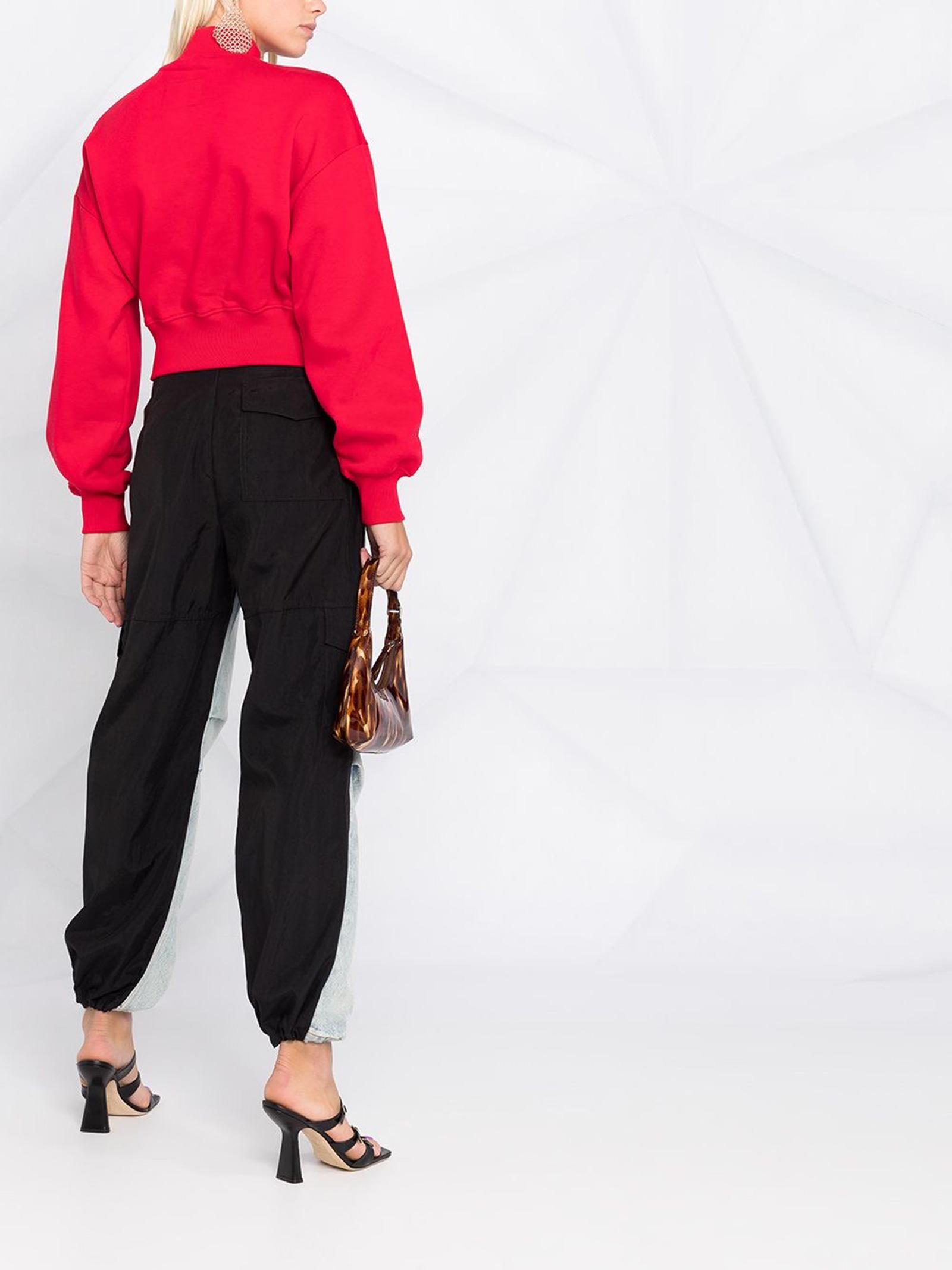 felpa mezzocollo versace jeans couture VERSACE JEANS | Felpa | B6 HZB7TR 30216523