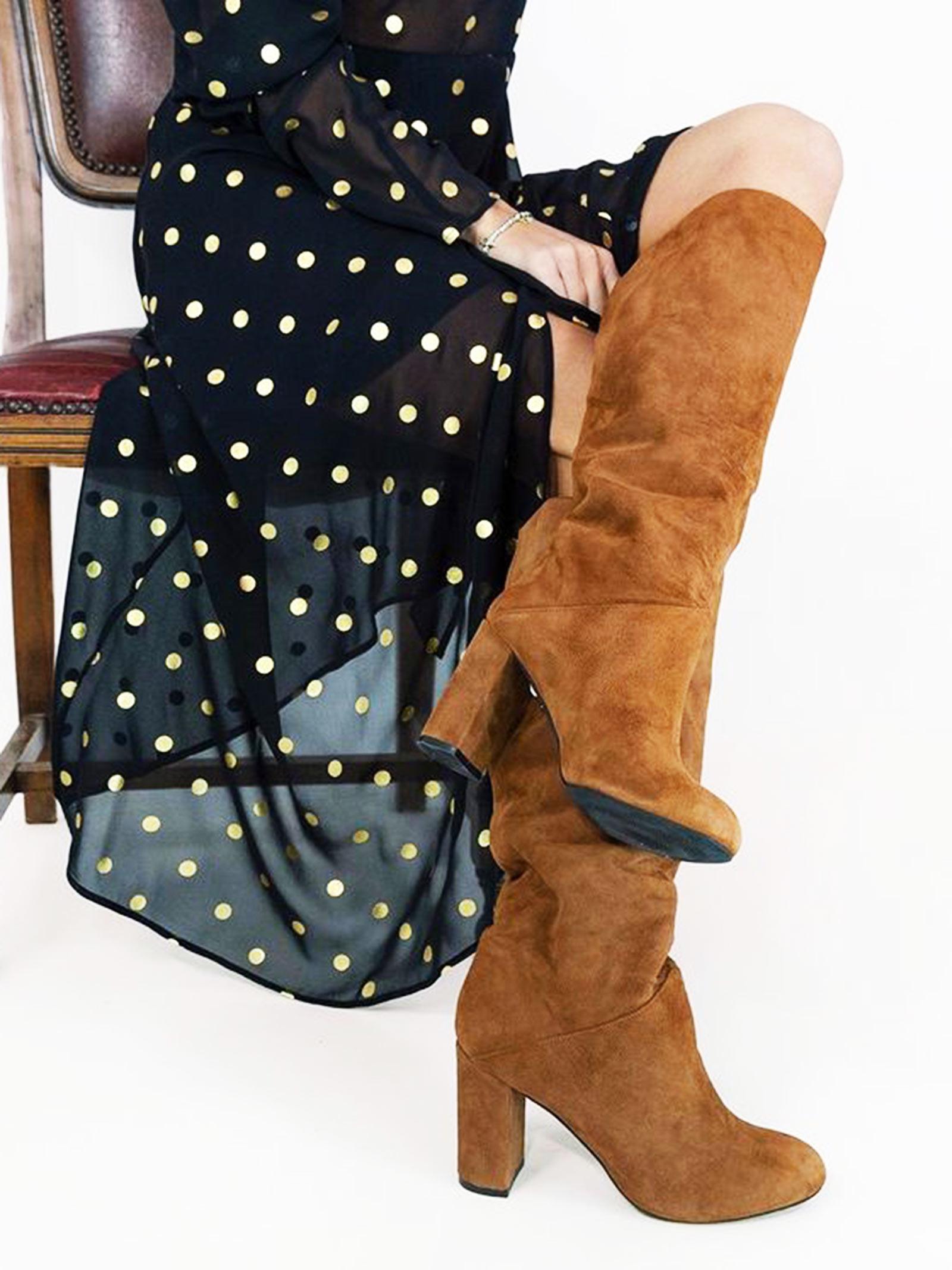 VINCENZO PICCOLO   Boots   P11NEW CUOIO