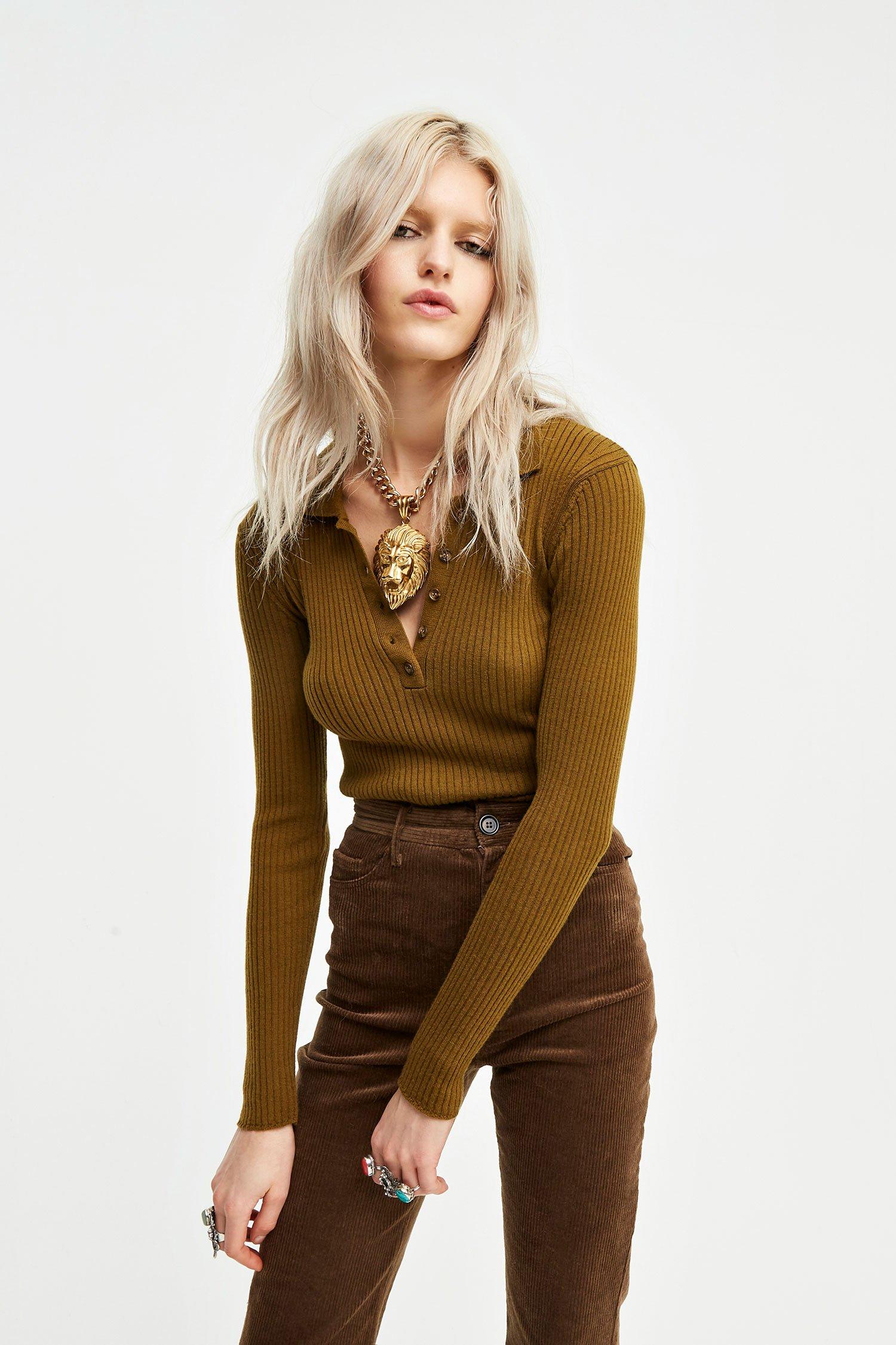Polo Jade  ANIYE BY | knitwear | 18102500013