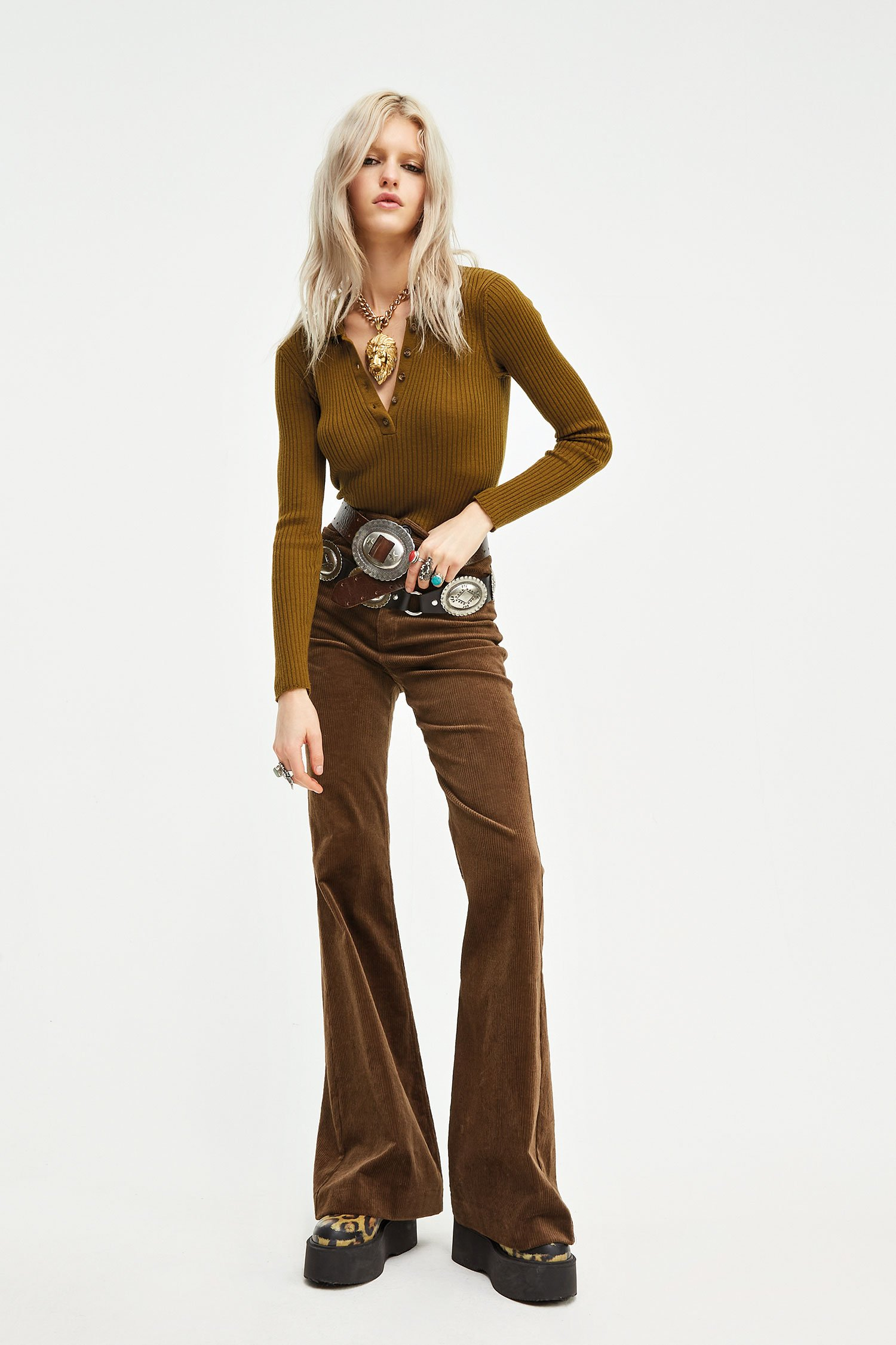 Pantalone Zampa Virgy ANIYE BY | Pantaloni | 18123600013