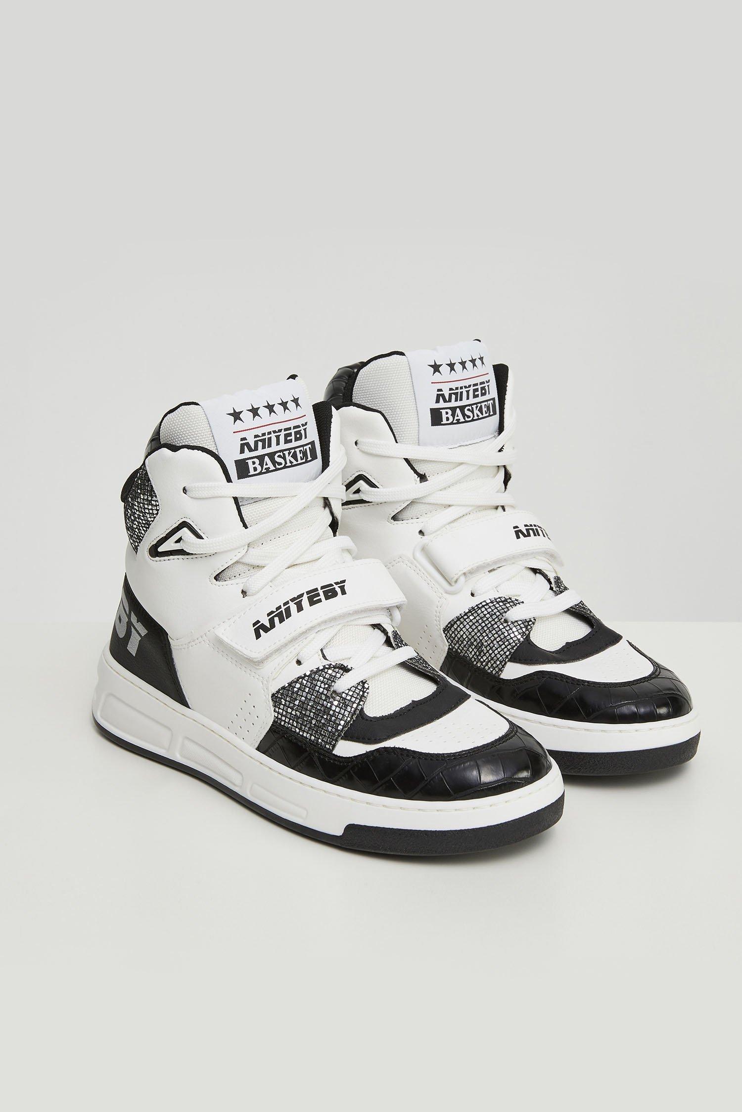 Sneakers basket black-disco ANIYE BY | Sneakers | 1A101402071