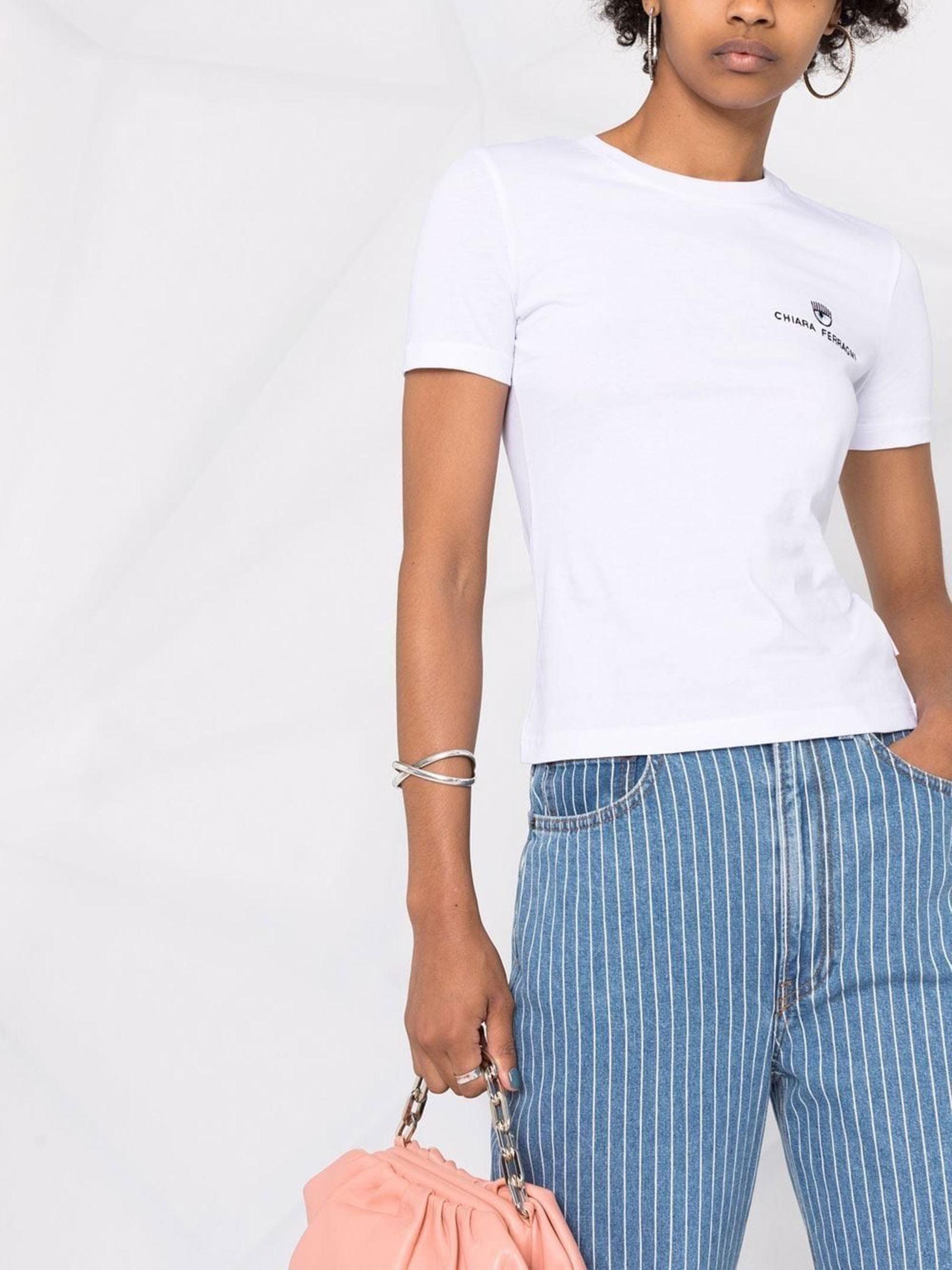 T-shirt basic CF CHIARA FERRAGNI | T-shirt | 71CBHT09003
