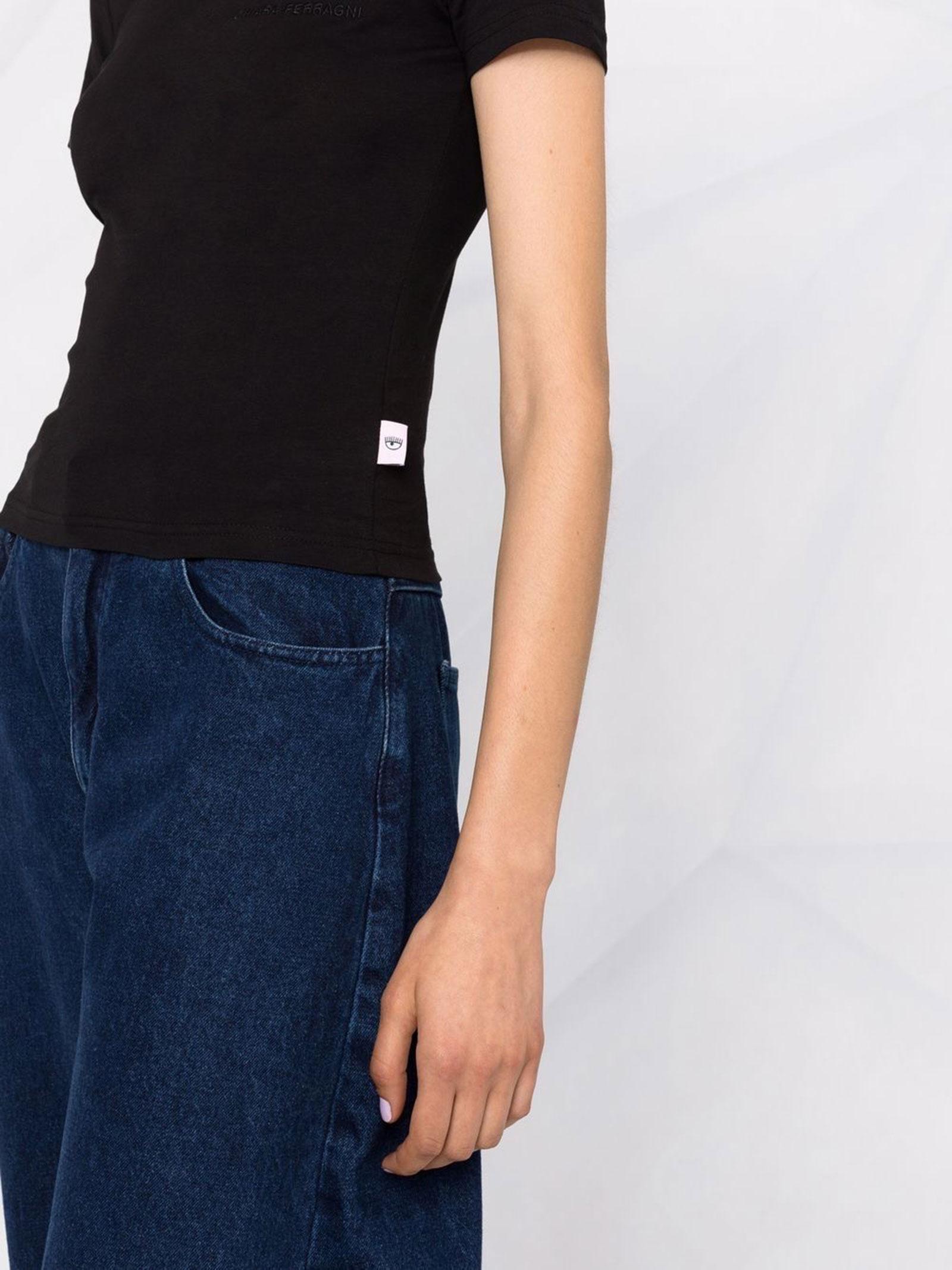 T-shirt basic CF CHIARA FERRAGNI | T-shirt | 71CBHT09899