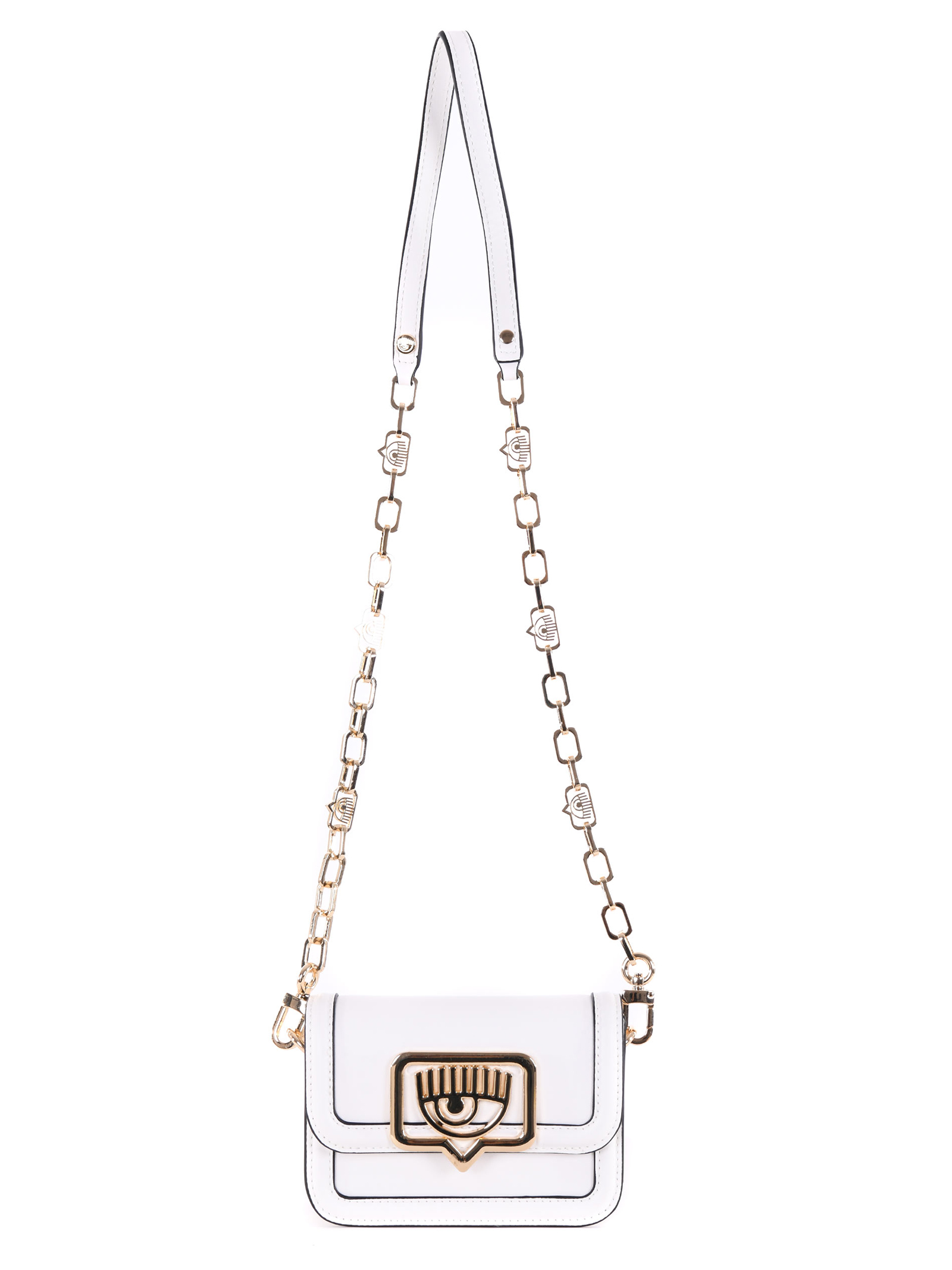 Bag Eyelike mini metal cf CHIARA FERRAGNI   Bags   71SB4BB6ZS132003