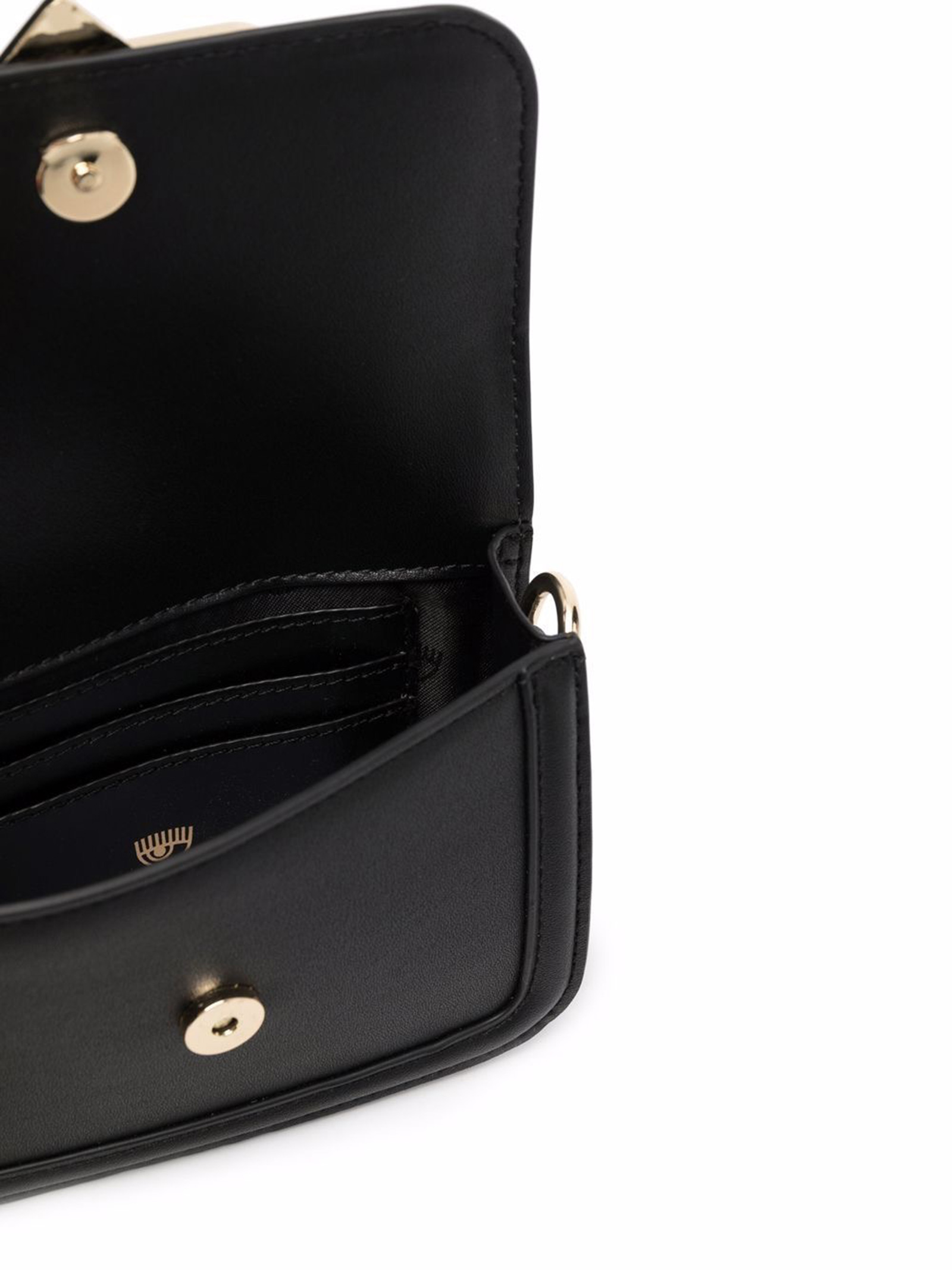 Bag Eyelike mini metal cf CHIARA FERRAGNI   Bags   71SB4BB6ZS132899