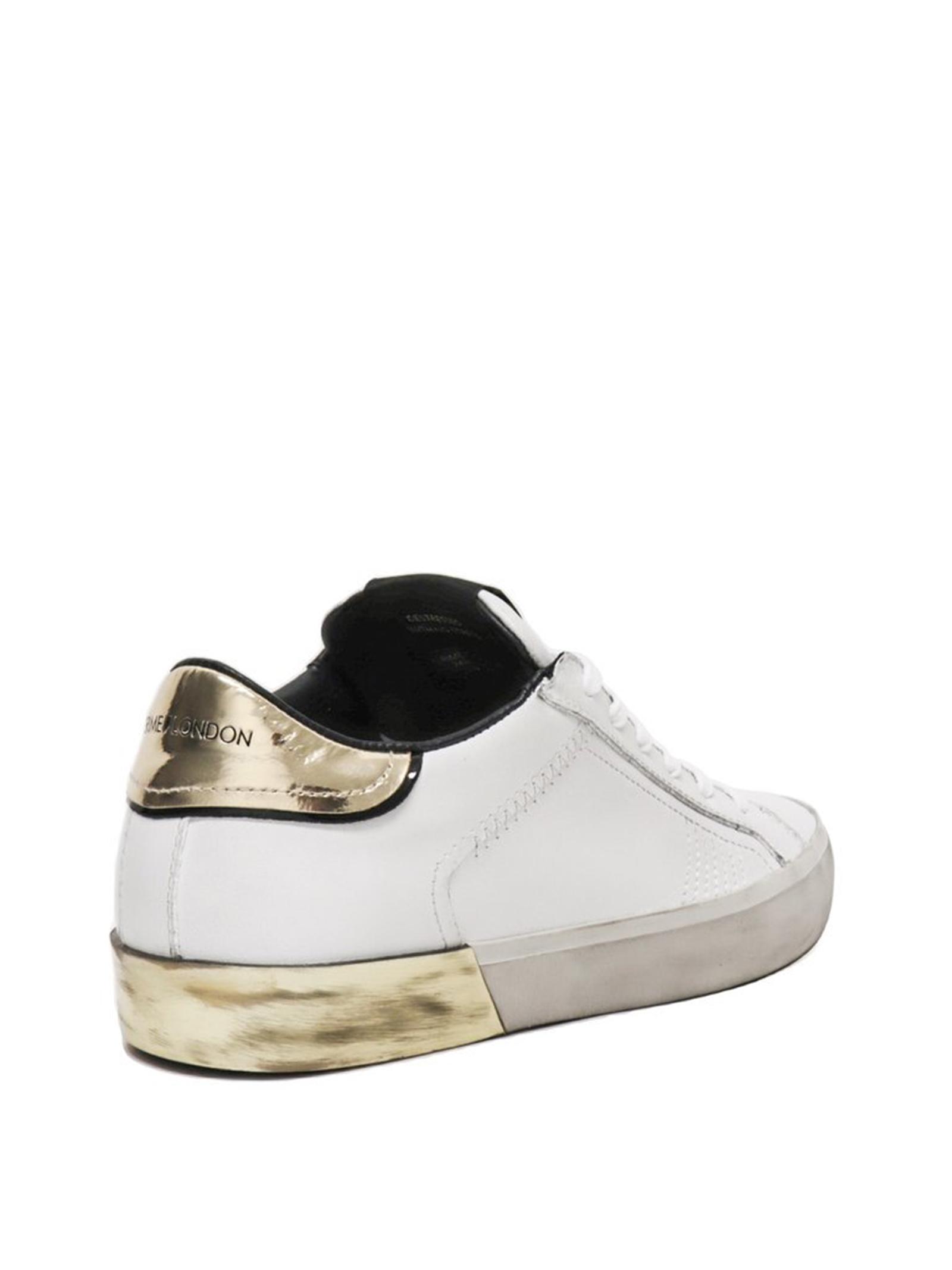 Sneaker Low Top Distressed CRIME LONDON | Sneakers | 2436310