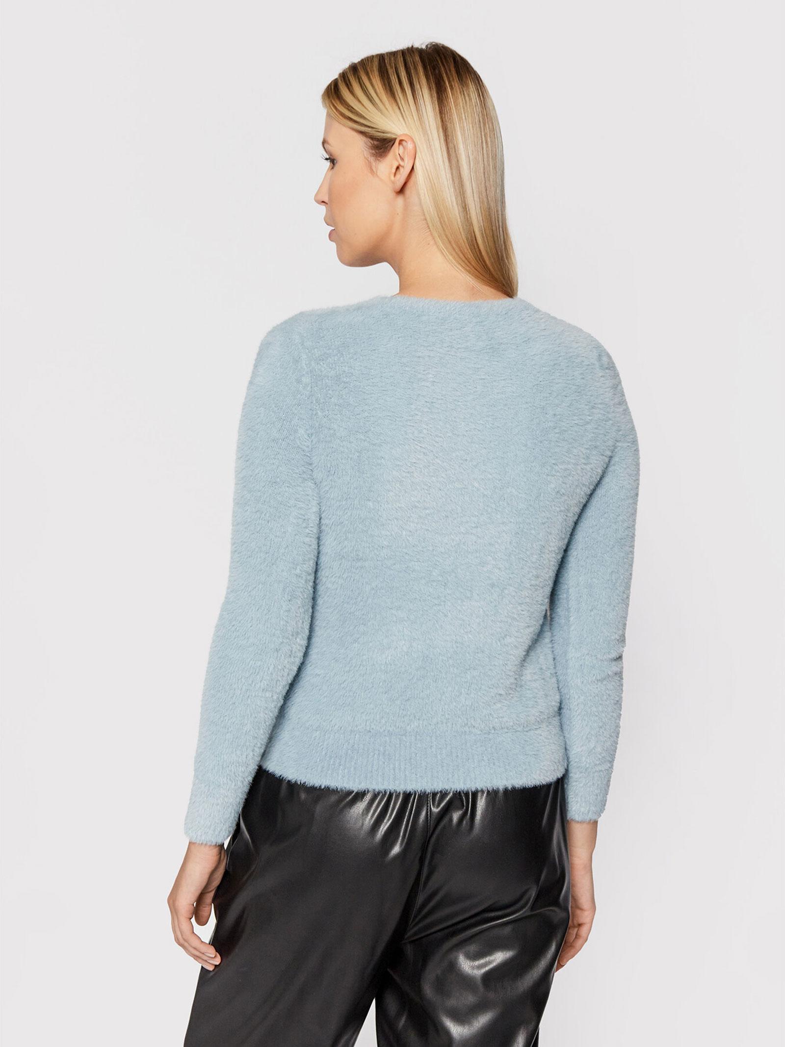 candace sweater GUESS | knitwear | W1BR13Z2740G7GG