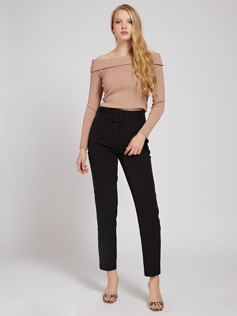 Pantaloni new high hope GUESS | Pantaloni | W1YB0AWB4H2JBLK
