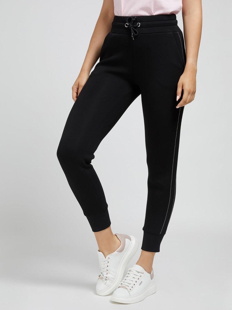 Pantaloni janet GUESS | Pantaloni | W1YB49KAMN2JBLK