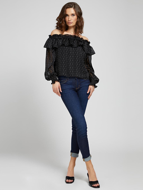 Mirella blouse GUESS | Blouses | W1YH0SWE0R0P9RM