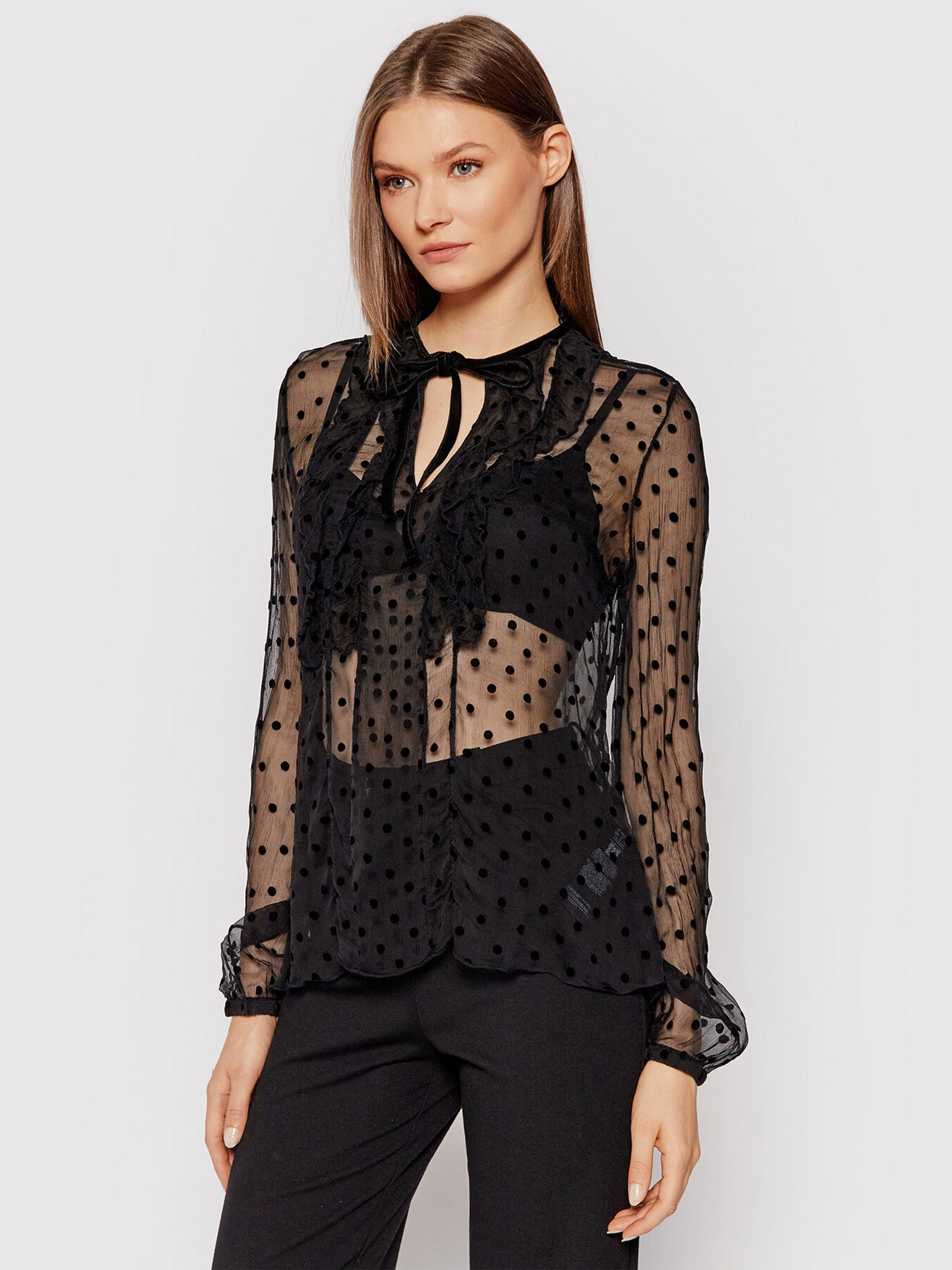 Lucilla blouse GUESS | Blouses | W1YH97WE0Y0P9RL