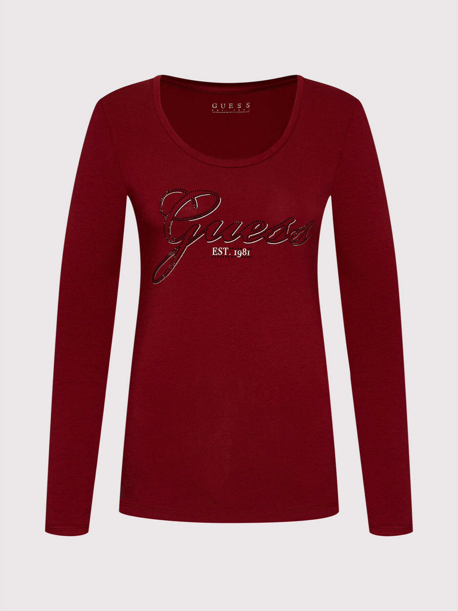 raisa t-shirt GUESS | knitwear | W1YI90J1311G5B7