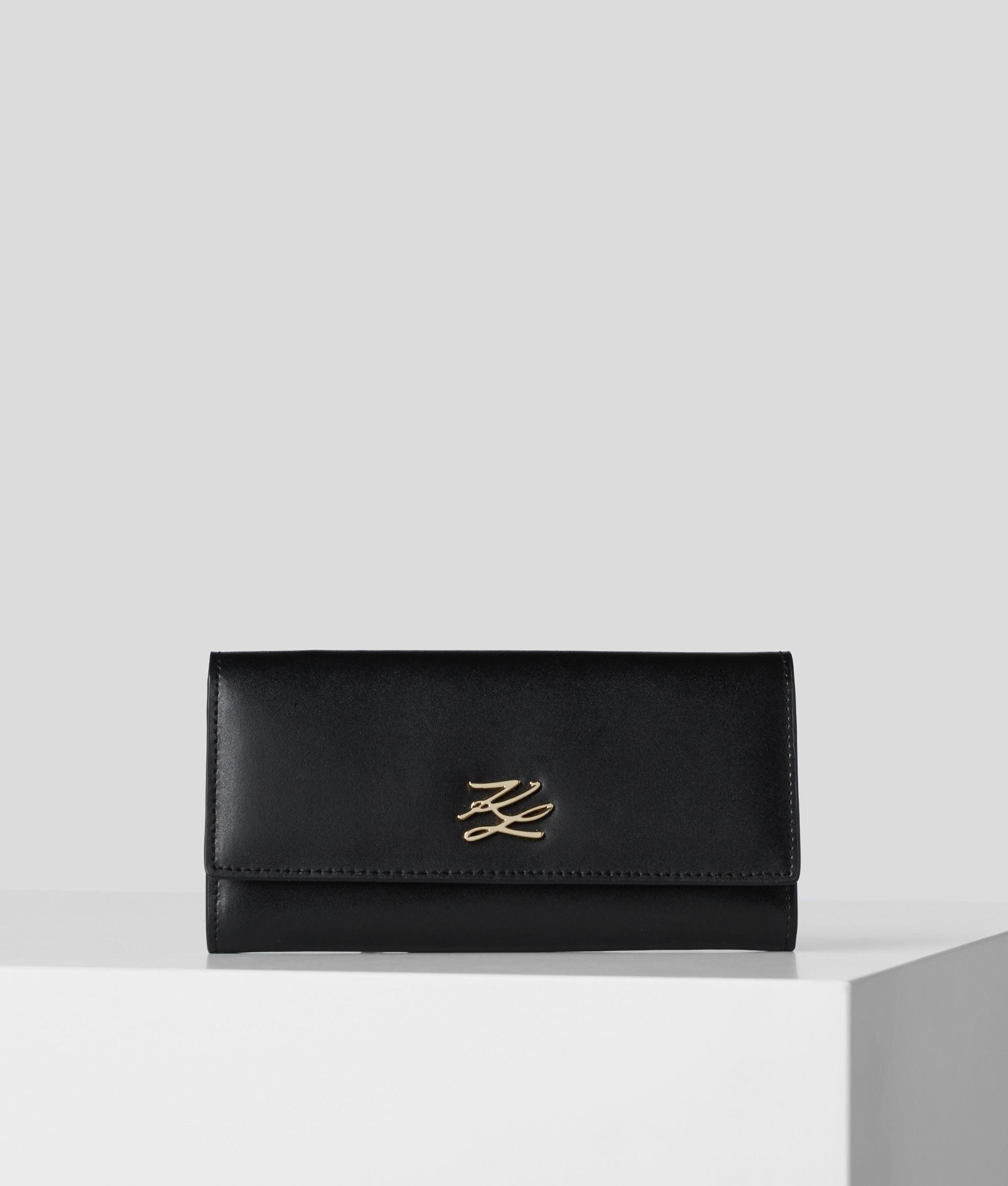 Wallet K/Autograph  KARL LAGERFELD |  Wallets | 211W3233A997
