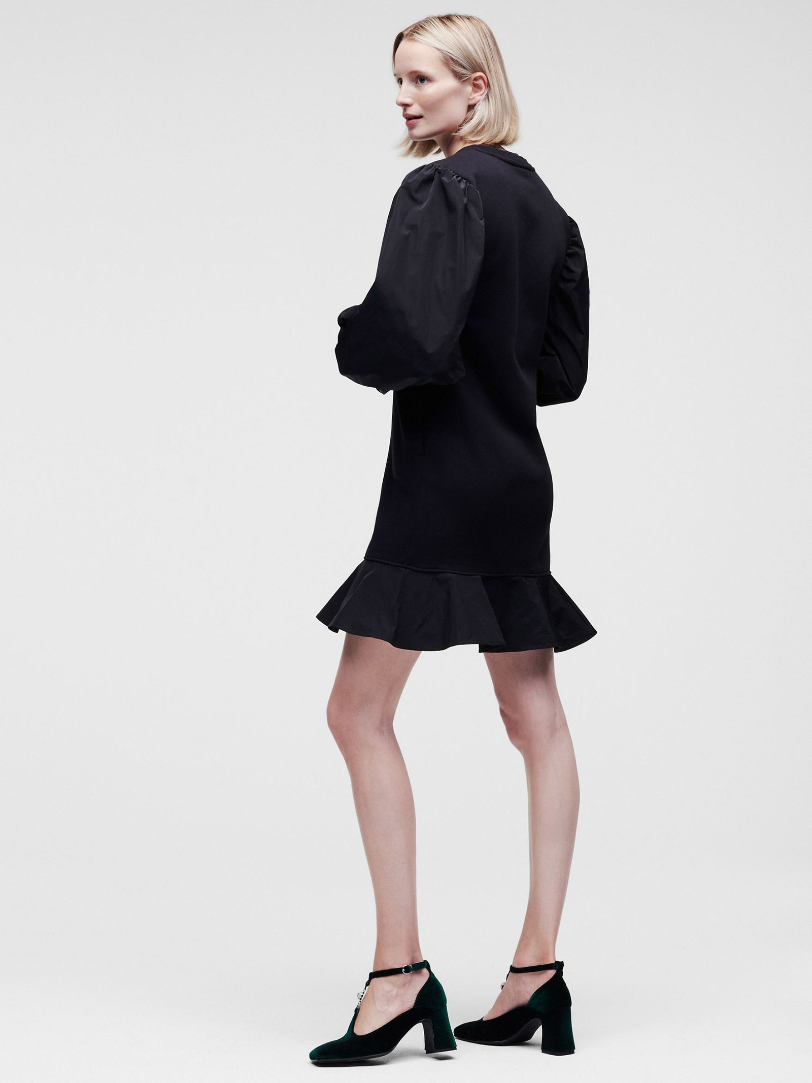 Dress fit and flare KARL LAGERFELD | Dresses | 216W1350999