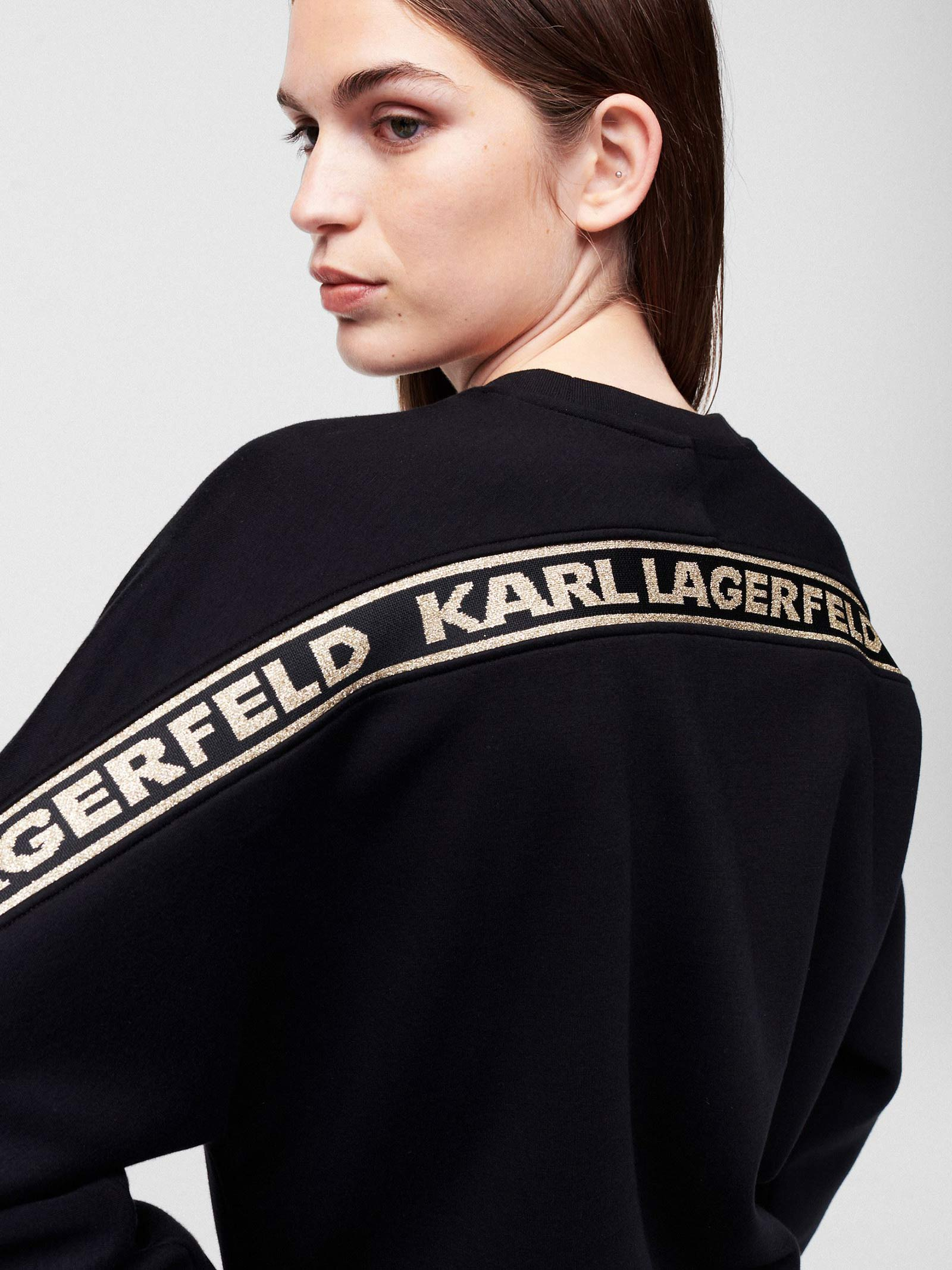 Felpa bando KARL LAGERFELD   Felpe   216W1807992
