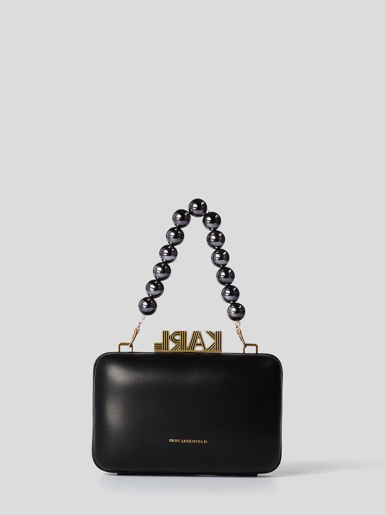 Bag k / ikonik clutch  KARL LAGERFELD | Pochette | 216W3056999