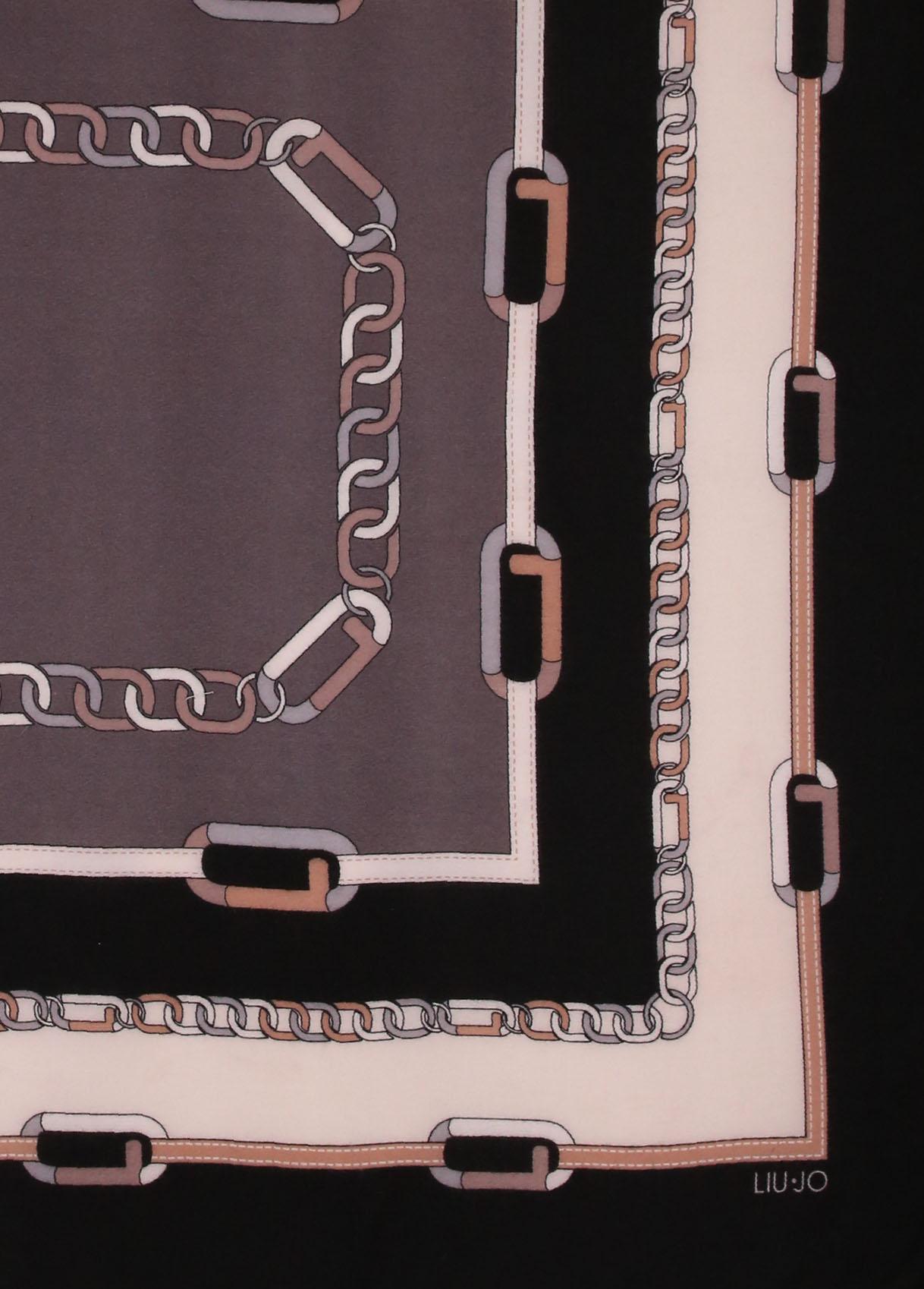 foulard chain LIU JO   Foulards   2F1040T030022222