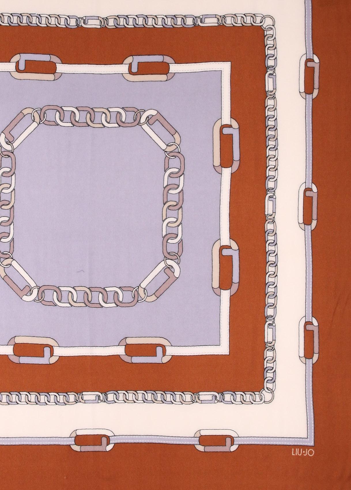 chain scarf  LIU JO   Foulards   2F1040T0300X0282